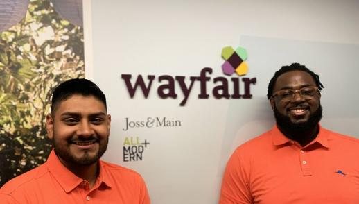 Paving the Way at Wayfair