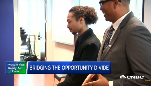 Job training program aims to close racial economic divide